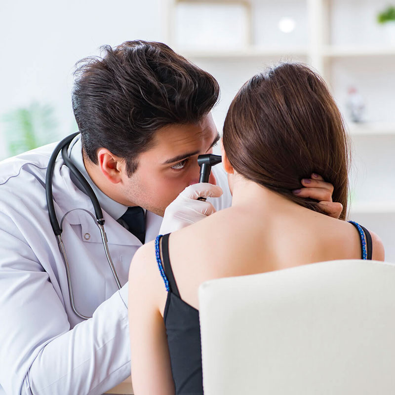 Otorrinolaringologista